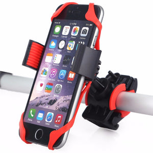 Bicycle Phone Holder Adjustable Bracket Clip - FOB:US$ - MOQ: