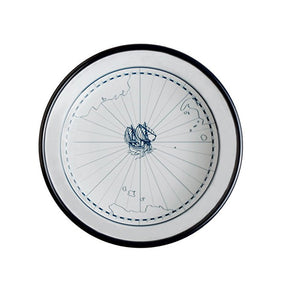 Houseware Items Beautiful Round Dishes Melamine Plate,Desert Plate,Food Plate - FOB:US$ - MOQ: