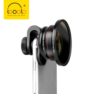 Iboolo Most Fashionable Hd 4k 16mm Pro Super Wide Angle Lens For Mobile Phone - FOB:US$ - MOQ: