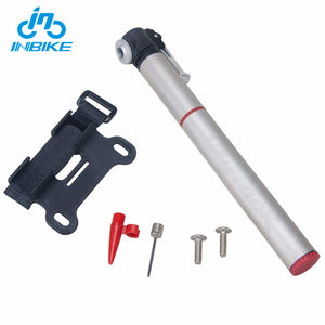 Inbike Portable Mini Mtb Road Tire Cycling Bike Air Pump For Bicycle - FOB:US$ - MOQ: