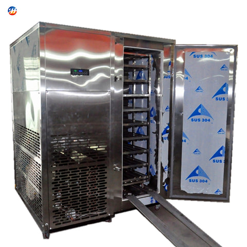 IQF Freezing Tunnels Blast Quick Freezer - FOB:US$ - MOQ:
