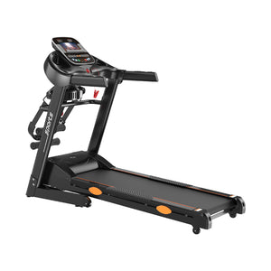 Indoor Fitness Equipment Multifunction Foldable Electric Motorized Treadmill - FOB:US$ - MOQ: