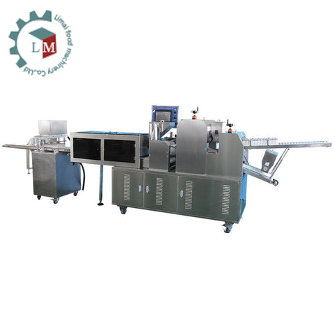 Industrial Electric Bread Baking Oven/bread Baking Oven/bakery Cookie Machinery - FOB:US$ - MOQ: