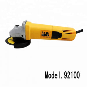Kaqi Power Tools Sg92100 Industrial Quality 850w Big Power India Hot Sell 100mm Grinder 801 Angle Grinder - FOB:US$ - MOQ: