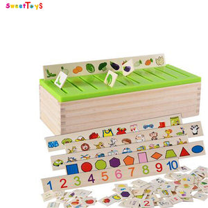 ,Child Early Learning Classification Educational Training Recognition Toy For Children - FOB:US$ - MOQ: