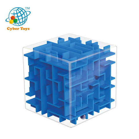 Kids Educational Toy Challenge The Limit Cube Run Mini Maze 720 Degrees - FOB:US$ - MOQ: