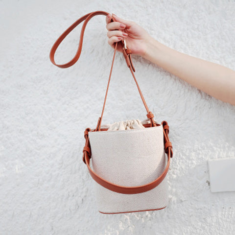 Bag With Drawstring For Women - FOB: US$ - MOQ