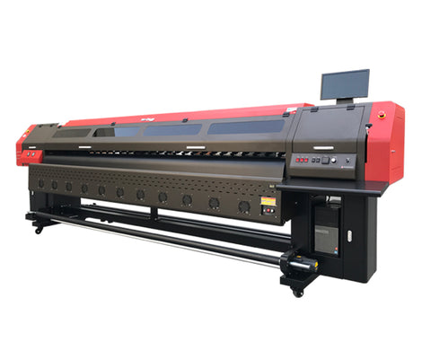 Large Format Solvent Printer On Spectra Star Fire 1024 Print Heads 3.2 M Wide Ultra Star 3302 - FOB:US$ - MOQ: