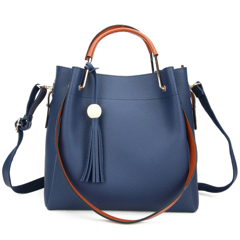 Pu Designer Bag Women Handbag - FOB:US$ - MOQ: