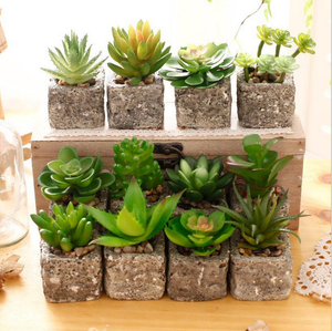Artificial Pot Plants - FOB:US$3.30 - MOQ:100