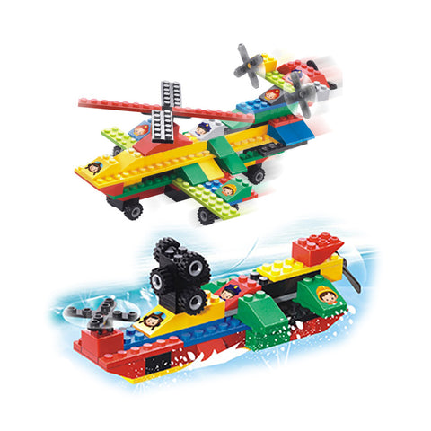 Let't Young 229 Creative Developmental Building Toys With Discount - FOB:US$ - MOQ: