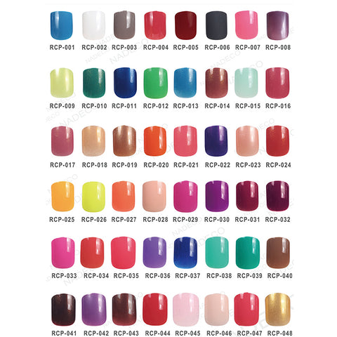 Low Price Designer Press On Nails Custom Free False Nails - FOB:US$ - MOQ: