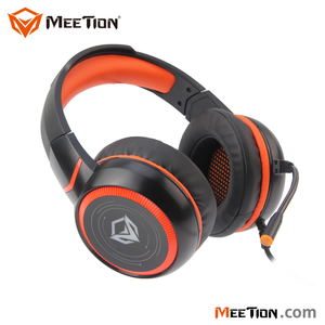 Computer USB Wired Stereo Gaming Headset with Mic - FOB:US$9.79 - MOQ:300