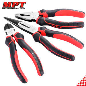 "Mpt Cr-v 6"" 160mm Combination Pliers Long Nose Pliers Diagonal Cutting Pliers -FOB:US$ - MOQ:"
