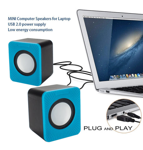 Maigoole Mini 2.0 Professional Speaker Usb Popular Creative For Laptop And Computer - FOB:US$ - MOQ: