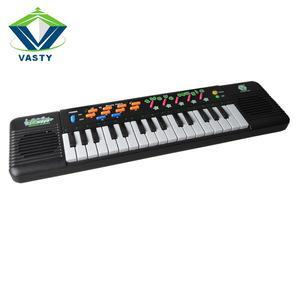 Electronic Keyboard Organ Toy Digital Piano with Microphone - FOB:US$2.19 - MOQ:144