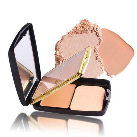 Natural Air Cushion Cream Foundation With Mirror Dry Powder Concealer Bare Makeup Nc0862 - FOB:US$ - MOQ: