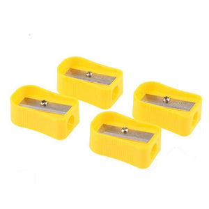 New Design Factory Supply Double Pencil Sharpener In Plastic - FOB:US$ - MOQ: