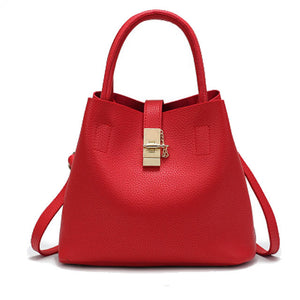 Pu Leather Women Handbags - FOB:US$ - MOQ:
