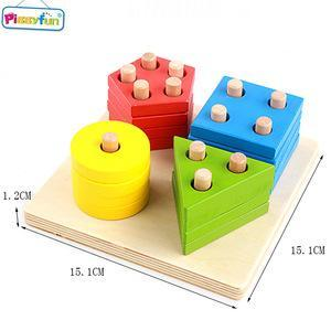 Wooden Kid Educational Wooden Toy - FOB:US$17.38 - MOQ:200
