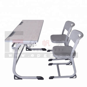 New Fashioned Double School Desk With Two Seats,School Table And Chairs Set Student - Buy School Table And Chairs Set Student,Double School Desk With Two Seats,School Classroom Student Desk And Chair Set Product on Alibaba.com