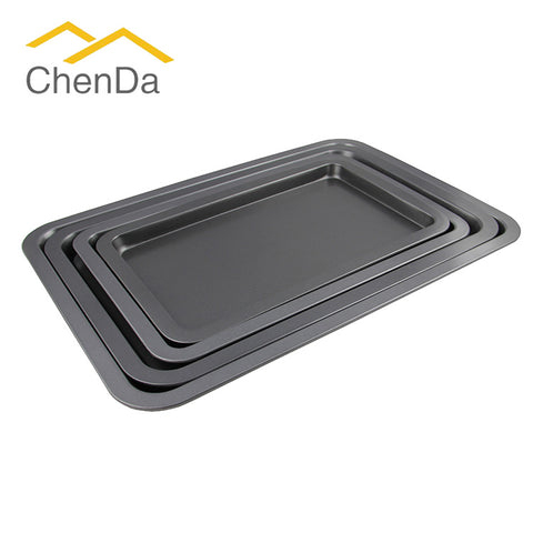 Non Stick Carbon Steel Copper Pan/baking Pan For Bakeware Cd-f1012xl - FOB:US$ - MOQ: