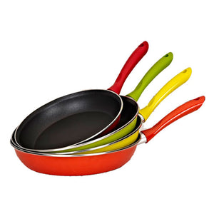 Nonstick Ceramic Coated Aluminum Frying Pan - Buy Ceramic Fry Pan,Pancake Fry Pan,Nonstick Fry Pan Product on Alibaba.com