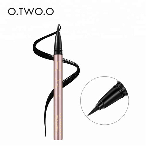 Makeup Eyeliner Cosmetics Manufacturer Black Waterproof Pen Eyeliner - FOB:US$ - MOQ: