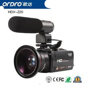 1920x1080P 24MP HD Camera Professional Camcorder - FOB:US$80.00 - MOQ:10