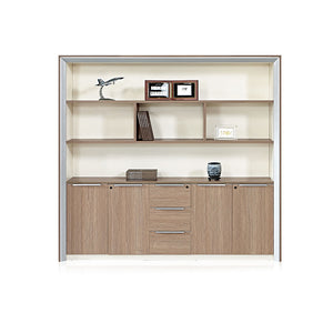 Office Furniture Supplies Wooden Office Filing Cabinet - FOB:US$ - MOQ:
