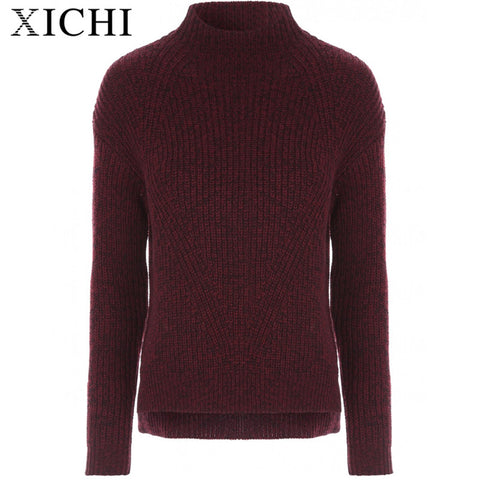Own Brand Sweater Knitted Jumper In Long Sleeve - FOB:US$ - MOQ: