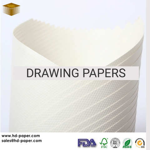 White Sketch Drawing Paper - FOB:US$1,078 - MOQ:15