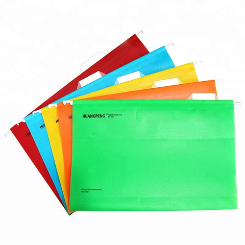 Pp A4 File Folders/suspension Files/hanging File - FOB:US$ - MOQ: