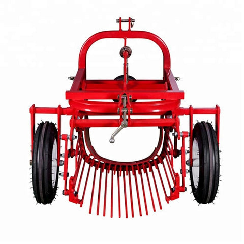 Pto Driven Farm Tractor One Row Mini Potato Harvester - FOB:US$ - MOQ: