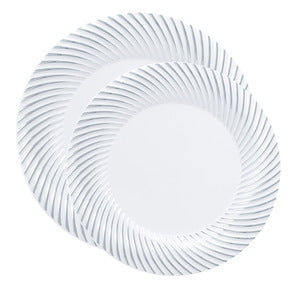 Disposable Plate Plastic Dinner Plate - FOB:US$0.17 - MOQ:24000
