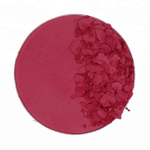Private Label Custom Your Brand High Pigment Smooth Texture Single Blush - FOB:US$ - MOQ: