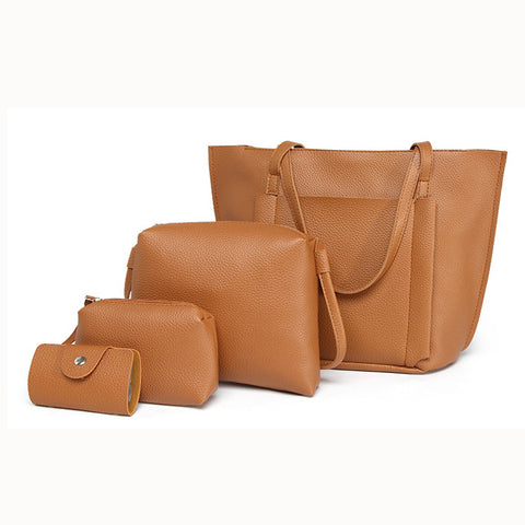 Promotion Pu Leather Handbag - FOB:US$ - MOQ: