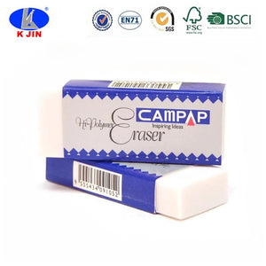 Office Wide Use Pencil Eraser/rectangle White Eraser Free Sample Online Shopping - FOB:US$ - MOQ: