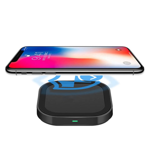 Quick Charge Qi Certified Fast Universal Wireless Charger For Mobile Phone - FOB:US$ - MOQ: