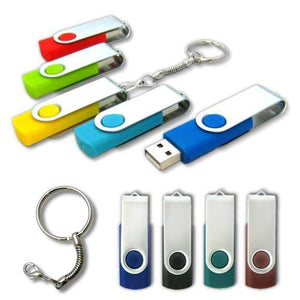 Rotating 2.0 Usb Flash Drive,Wholesale Usb Drive For Promotion - FOB:US$ - MOQ: