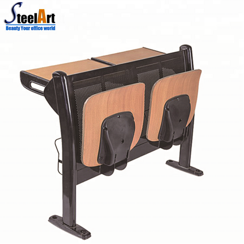 School & University Folding Desk and Chair - FOB:US$41.80 - MOQ:10