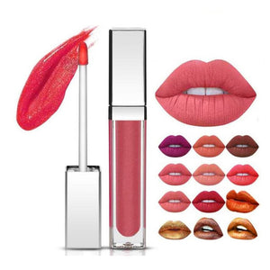 Sexy Girls Matte Lipstick Many Colors Make Your Own Lipstick - FOB:US$ - MOQ: