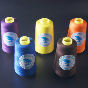 Shengfeng New Custom Knotless 100% Spun Polyester Sewing Thread Wholesale - FOB:US$ - MOQ: