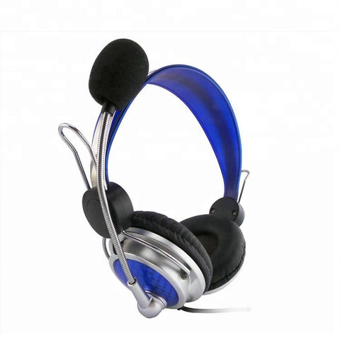 Shenzhen Computer Bass Headset Headphone With Microphone - FOB:US$ - MOQ: