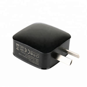 Factory Power Adapter Mobile Phone Eu/us Plug Travel Charger 2a With Usb - FOB:US$ - MOQ:
