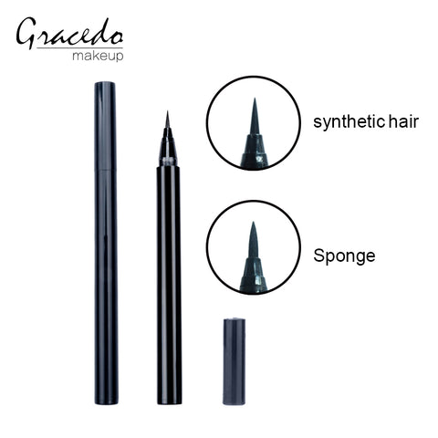 Single Liquid Eyeliner/ Eyeliner Tool From Makeup Factory - FOB:US$ - MOQ: