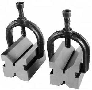 Steel V Block And Clamp Set - FOB:US$ - MOQ: