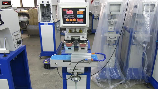 Pad Printing Machine for Promotions - FOB:US$2,420.00 - MOQ:1