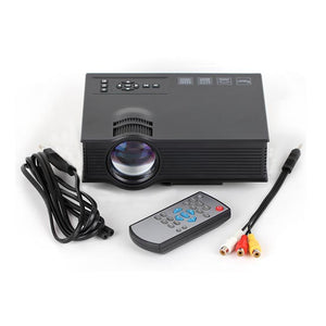 1080p Home Theatre Beamer Multimedia Video Mini Digital Projector From Xlintek - FOB:US$ - MOQ: