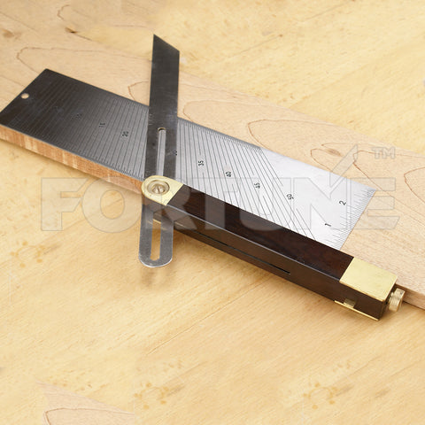 9-inch Angle Degree Sliding Bevel Gauge Steel Measuring Tools - FOB:US$2.00-22.00 - MOQ:200